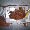 Hígado en Salsa Criolla